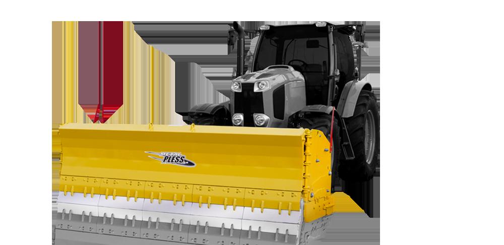 Agrimaxx Snow Plow