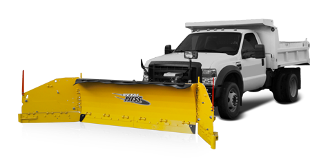 Pickupmaxx Snow Plow