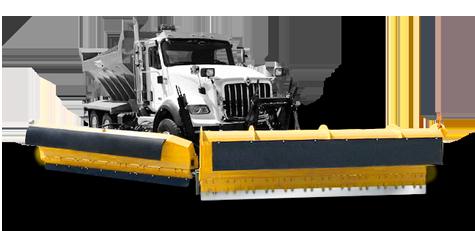 Lames à neige Truckmaxx