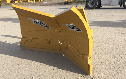 SidemaxxX Snow Plow